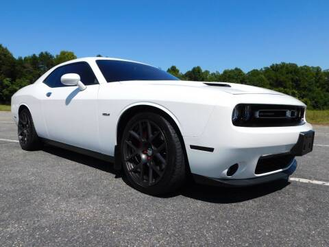 2016 Dodge Challenger for sale at Used Cars For Sale in Kernersville NC