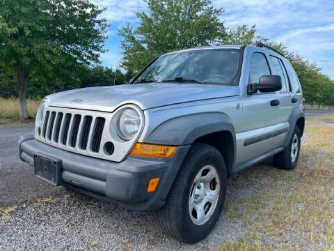2006 Jeep Liberty for sale at GOOD USED CARS INC in Ravenna OH