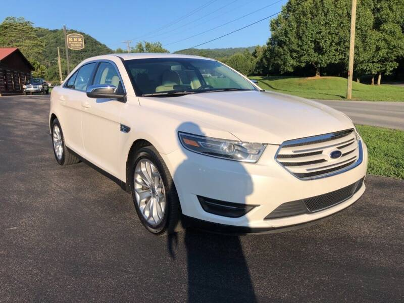 2019 Ford Taurus for sale at KNK AUTOMOTIVE in Erwin TN