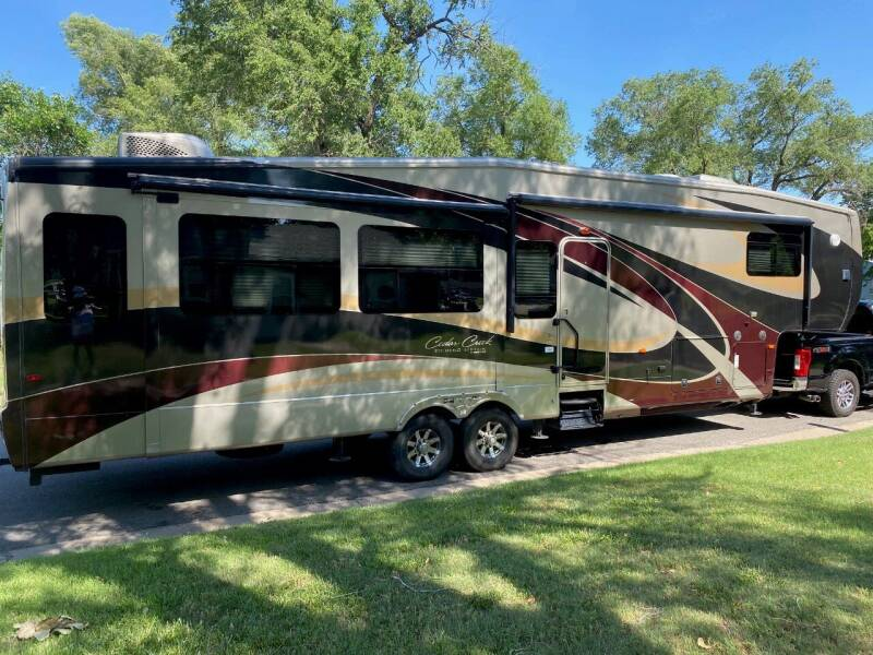 2012 Cedar Creek Touring Edition for sale at Wessel Family Motors in Valley Center KS