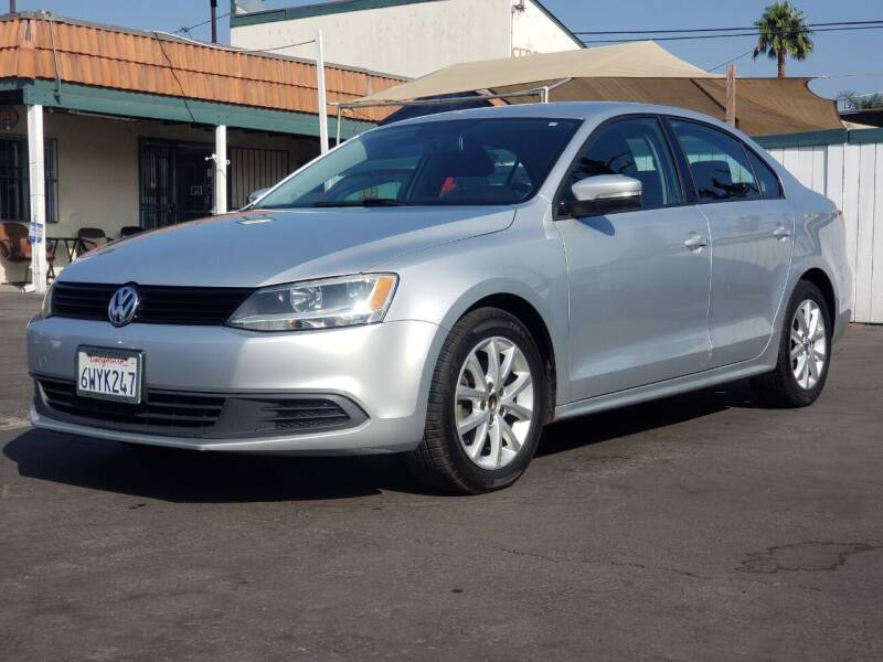 2012 Volkswagen Jetta for sale at First Shift Auto in Ontario CA