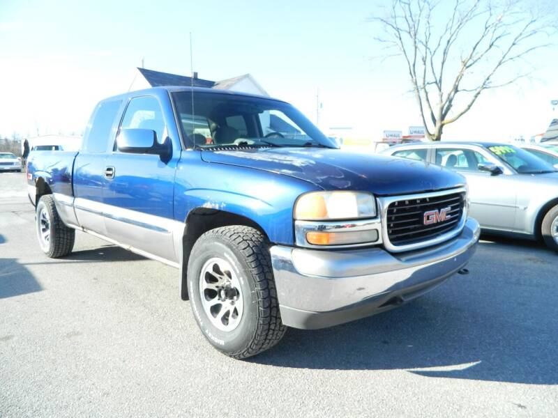 2000 GMC Sierra 1500 for sale at Auto House Of Fort Wayne in Fort Wayne IN