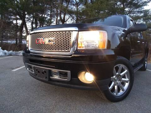2011 GMC Sierra 1500 for sale at Westford Auto Sales in Westford MA