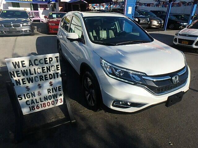 2016 Honda CR-V for sale at 4530 Tip Top Car Dealer Inc in Bronx NY