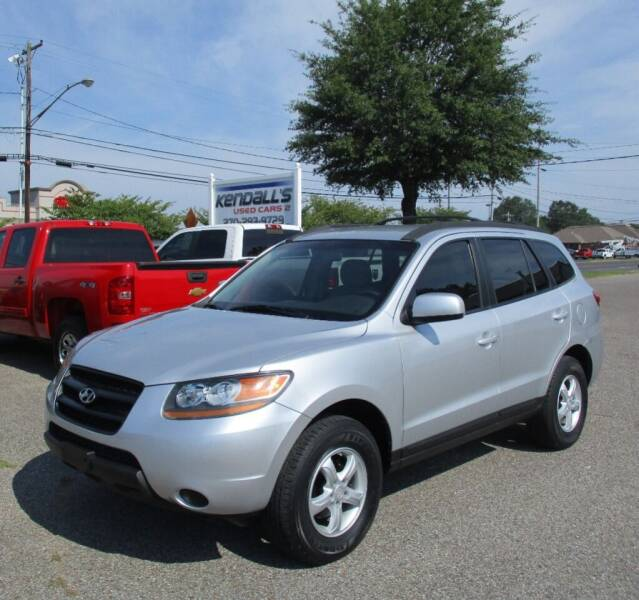 2008 Hyundai Santa Fe for sale at Kendall's Used Cars 2 in Murray KY