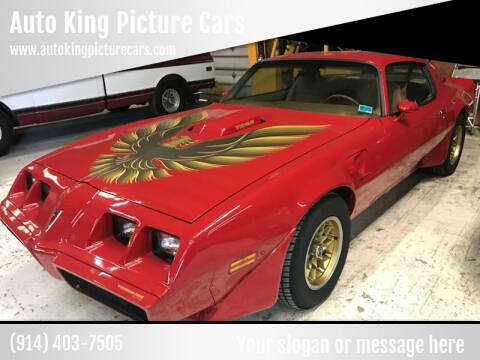 1979 Pontiac Trans Am for sale at Auto King Picture Cars in Westchester County NY