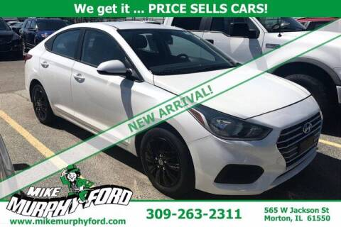 2019 Hyundai Accent for sale at Mike Murphy Ford in Morton IL