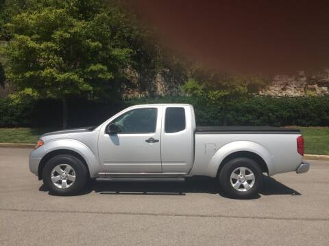 2012 Nissan Frontier for sale at Ron's Auto Sales (DBA Select Automotive) in Lebanon TN