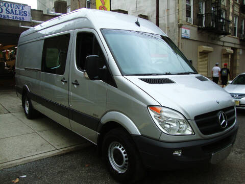 2013 Mercedes-Benz Sprinter Cargo for sale at Discount Auto Sales in Passaic NJ