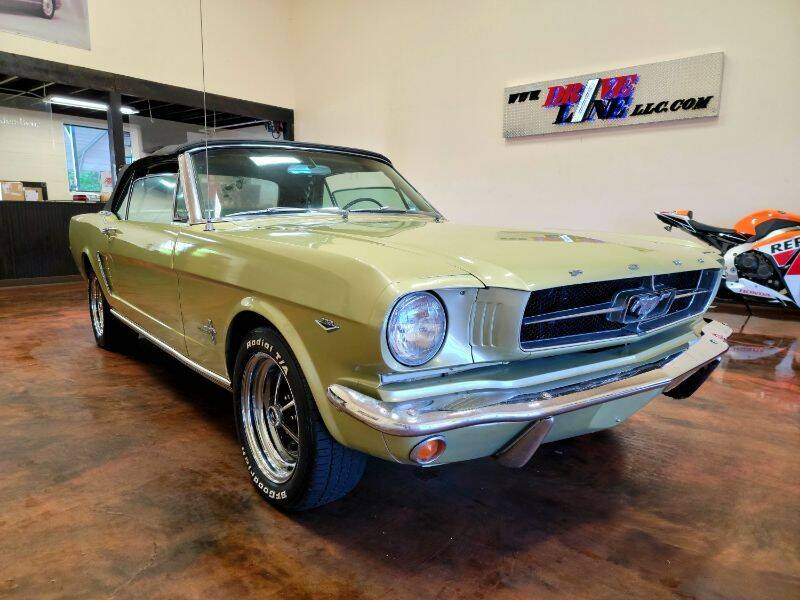 1965 Ford Mustang for sale at Driveline LLC in Jacksonville FL