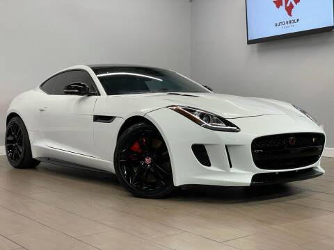 2016 Jaguar F-TYPE for sale at TX Auto Group in Houston TX