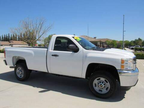 2011 Chevrolet Silverado 2500HD for sale at 2Win Auto Sales Inc in Oakdale CA