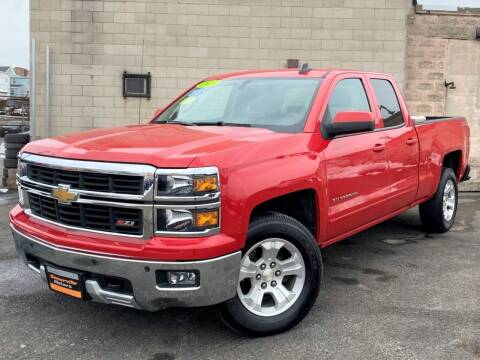 2015 Chevrolet Silverado 1500 for sale at Somerville Motors in Somerville MA
