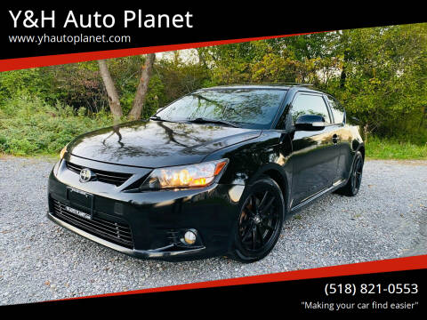 2012 Scion tC for sale at Y&H Auto Planet in West Sand Lake NY