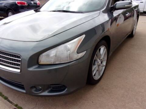 2011 Nissan Maxima for sale at MESQUITE AUTOPLEX in Mesquite TX