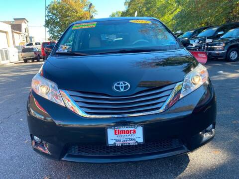 2014 Toyota Sienna for sale at Elmora Auto Sales in Elizabeth NJ