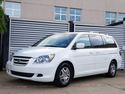 2007 Honda Odyssey for sale at FAYAD AUTOMOTIVE GROUP in Pittsburgh PA