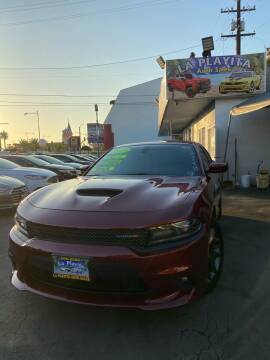 2019 Dodge Charger for sale at LA PLAYITA AUTO SALES INC - 3271 E. Firestone Blvd Lot in South Gate CA