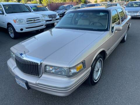 1997 Lincoln Town Car for sale at C. H. Auto Sales in Citrus Heights CA