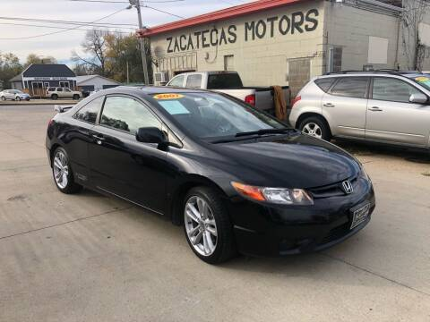 2007 Honda Civic for sale at Zacatecas Motors Corp in Des Moines IA