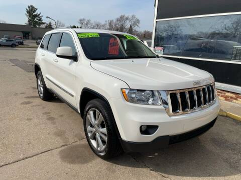 2012 Jeep Grand Cherokee for sale at River Motors in Portage WI