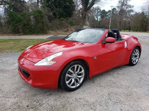 2010 Nissan 370Z for sale at GA Auto IMPORTS  LLC in Buford GA