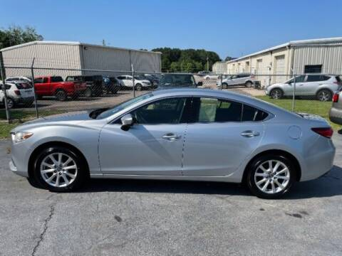 2016 Mazda MAZDA6 for sale at Carolina Auto Credit in Youngsville NC