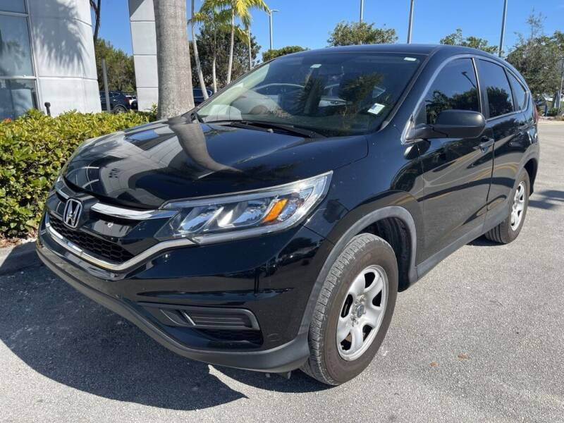 2016 Honda CR-V for sale at DORAL HYUNDAI in Doral FL