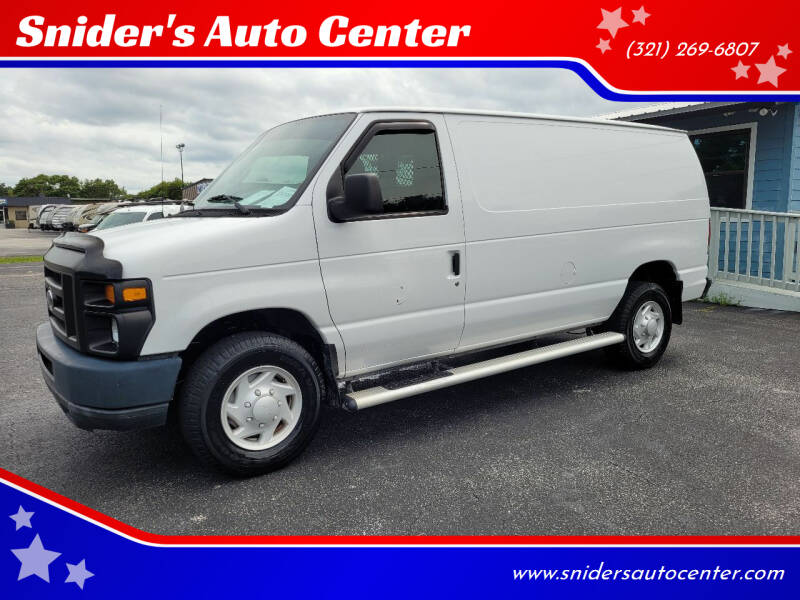 2009 Ford E-Series Cargo for sale at Titus Trucks in Titusville FL