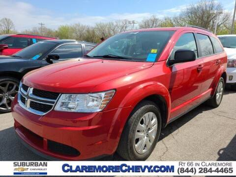 2018 Dodge Journey for sale at Suburban Chevrolet in Claremore OK