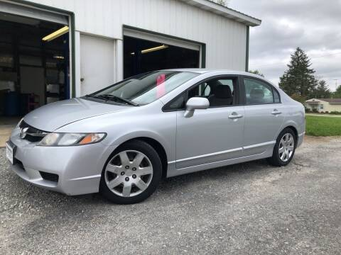 2010 Honda Civic for sale at Purpose Driven Motors in Sidney OH