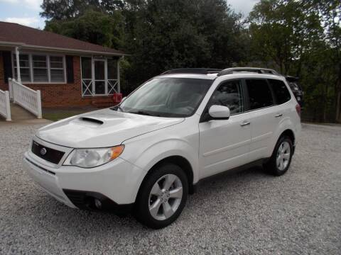 2009 Subaru Forester for sale at Carolina Auto Connection & Motorsports in Spartanburg SC