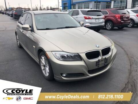 2010 BMW 3 Series for sale at COYLE GM - COYLE NISSAN in Clarksville IN