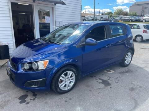 2013 Chevrolet Sonic for sale at Car VIP Auto Sales in Danbury CT