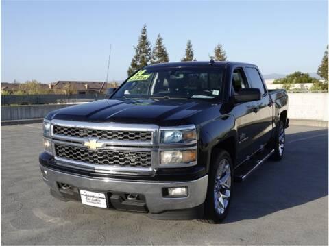 2014 Chevrolet Silverado 1500 for sale at BAY AREA CAR SALES in San Jose CA
