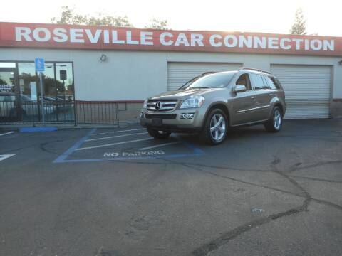 2009 Mercedes-Benz GL-Class for sale at ROSEVILLE CAR CONNECTION in Roseville CA