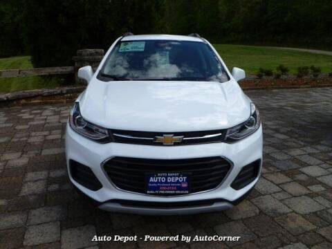 2017 Chevrolet Trax for sale at Auto Depot in Franklin NC