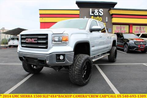 2014 GMC Sierra 1500 for sale at L & S AUTO BROKERS in Fredericksburg VA