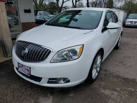 2015 Buick Verano for sale at New Wheels in Glendale Heights IL