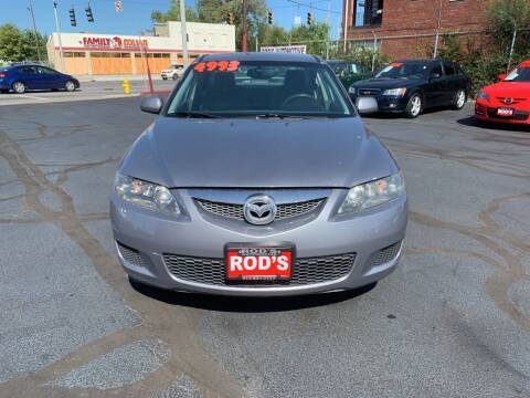 2006 Mazda MAZDA6 for sale at Rod's Automotive in Cincinnati OH