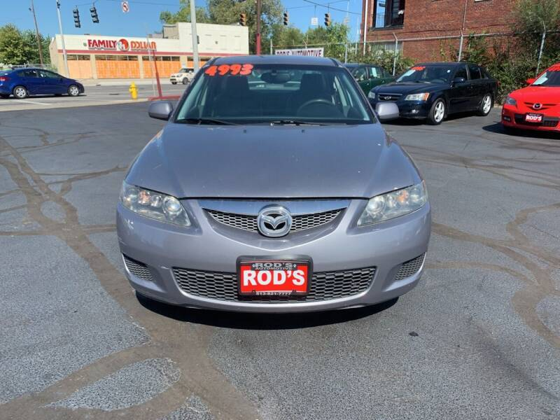 2006 Mazda MAZDA6 for sale at Rod's Automotive in Cincinnati OH
