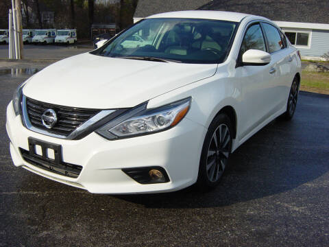 2018 Nissan Altima for sale at North South Motorcars in Seabrook NH