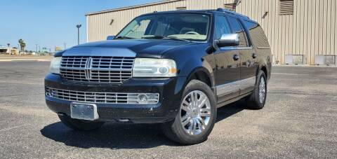2009 Lincoln Navigator L for sale at BAC Motors in Weslaco TX