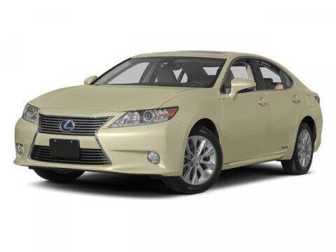 2013 Lexus ES 300h for sale at J T Auto Group in Sanford NC
