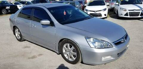 2005 Honda Accord for sale at Marvin Motors in Kissimmee FL