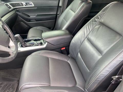 2014 Ford Explorer for sale at Jamrock Auto Sales of Panama City in Panama City FL