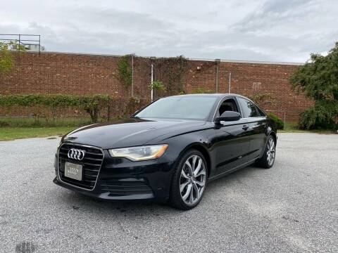 2013 Audi A6 for sale at RoadLink Auto Sales in Greensboro NC