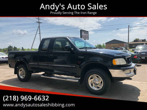 1997 Ford F-150 for sale at Andy's Auto Sales in Hibbing MN