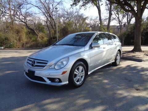 2008 Mercedes-Benz R-Class for sale at ACH AutoHaus in Dallas TX