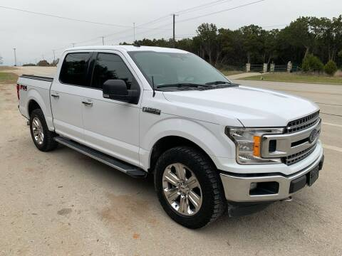 2019 Ford F-150 for sale at TROPHY MOTORS in New Braunfels TX